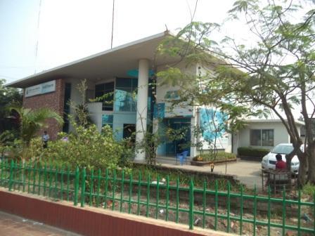 Geoapp: Bangladesh Bank: Branches